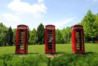 téléphone cabine