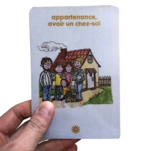 carte appartenance